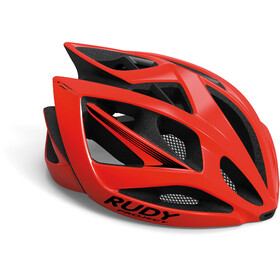 Rudy Project Airstorm Helmet Fire Red Shiny